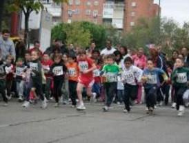 Más de 500 personas se inscriben en la Media Maratón Popular de Villaverde