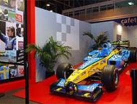 Deporte Total trae a Ifema el coche de Fernando Alonso