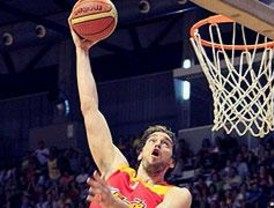 El baloncesto de España se impone al cuento chino