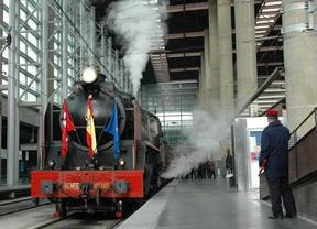 Arranca el Tren de la Fresa a Aranjuez
