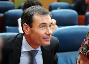 Gómez responsabiliza al Consorcio del sobrecoste del tranvía de Parla