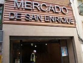 El mercado de San Enrique reabre sus puertas al público