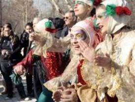 Los niños disfrutarán de los carnavales en Puente de Vallecas
