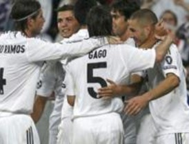 3-0. Cristiano Ronaldo cambia el rumbo del Real Madrid ante el Olympique de Marsella