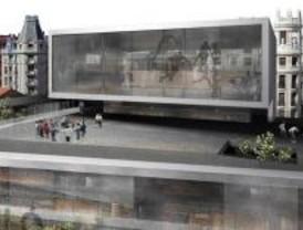 Una plaza-mirador coronará el mercado de Barceló