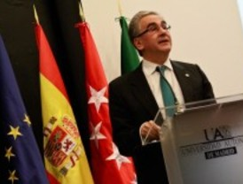 José María Sanz toma posesión como rector de la UAM para otros cuatro años