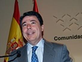 Ignacio González, maestro de honor