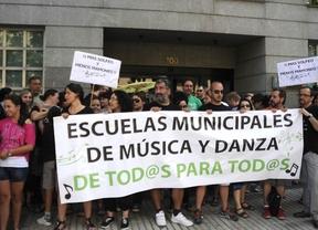 Las escuelas de música municipales pierden alumnos por la subida de precios
