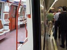 Una avería en las puertas obliga a desalojar un tren en la línea 1