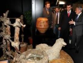 Leganés acoge una exposición sobre los Íberos