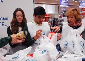 El Banco de Alimentos lleva a cabo la 'Gran Recogida' este fin de semana