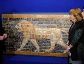 El Canal abre una exposición sobre Alejandro Magno