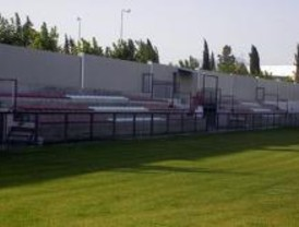 El estadio Juan de la Cierva en Getafe sufre destrozos y el robo de dinero