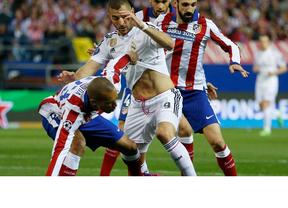 Real Madrid-Atlético de Madrid
