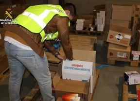 49 detenidos en una operación contra el tráfico ilegal de medicamentos