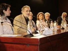 Plácido Domingo debuta en el foso del Teatro Real con 'Madame Butterfly'