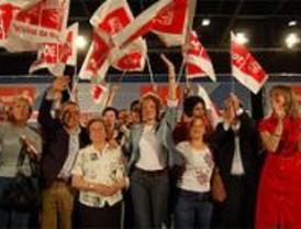 Simancas pide los votos de los municipios del sur porque