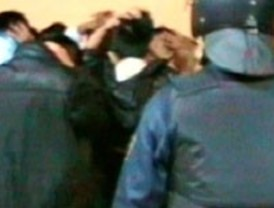 Cinco de los Latin King detenidos ingresan en prisión