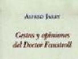 Gestas y opiniones del doctor Faustroll