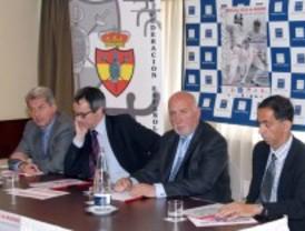 Barajas acoge el trofeo municipal de esgrima