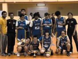 El 'Estudiantes Pozuelo', segundos en la Copa FEAPS de baloncesto
