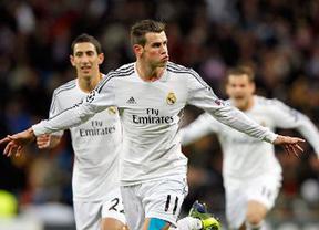 El Real Madrid se estrena con golazo de Bale y un empate ante el Inter