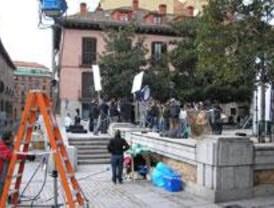 La capital, escenario de 1.317 rodajes audiovisuales en seis meses