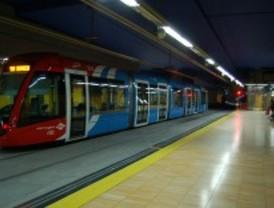 55.500 madrileños usaron cada dia el metro ligero durante el año 2010