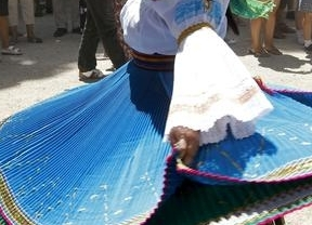 Madrid celebra la fiesta andina del Sol