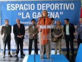 Inaugurado en Alcalá el primer polideportivo bioclimático