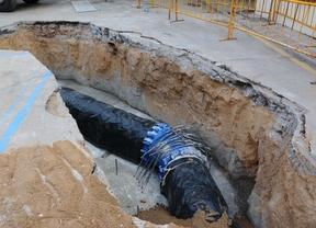 Más de 21 millones de euros para renovar un centenar de kilómetros de tuberías en la región