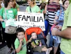 Los profesores interinos llaman a convertir la huelga en indefinida desde el 20 de octubre