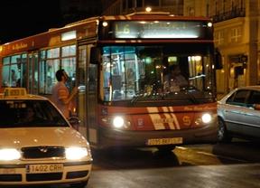 Transportes ajusta el servicio nocturno a la demanda