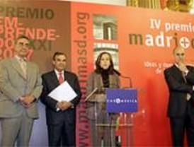 La Comunidad entrega los Premios madri+d