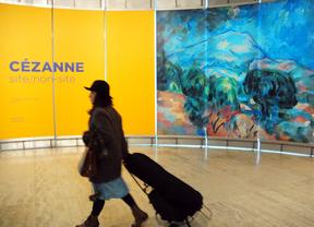 Cézanne regresa a Madrid 30 años después