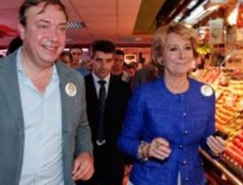 Aguirre no acabará la legislatura si no gana