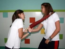 Finaliza el curso de autoprotección y defensa personal femenina en Majadahonda