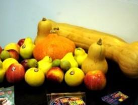 Atracción por la fruta en Ifema