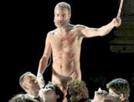 La tragedia primitiva de 'Tito Andrónico' llega al Matadero