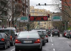 Los juzgados de Madrid anulan las multas de tráfico que se imponen mediante cámara