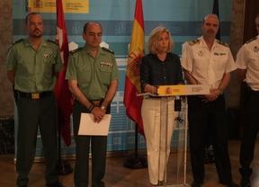 Concepción Dancausa informa de la 'Operación reñidero'