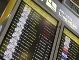 Nuevas cancelaciones de vuelos en Barajas