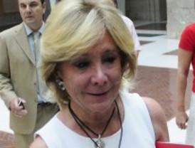 Aguirre se integrará en Turespaña como funcionaria