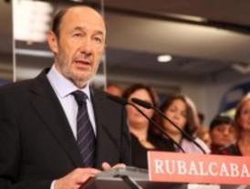 Rubalcaba inaugurará  el Congreso del PSM