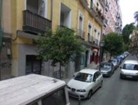 Los indignados 'okupan' otro edificio en el centro de Madrid