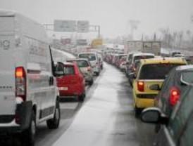 Tan sólo quedan dos kilómetros de circulación difícil en la región