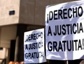 Los abogados de oficio, en huelga por impagos
