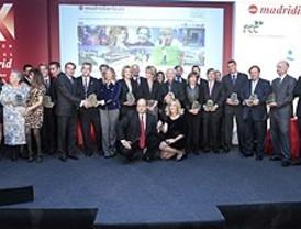 Madridiario entrega los Premios Madrid a los mejores
