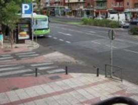'Camino escolar seguro' en Ciudad Lineal