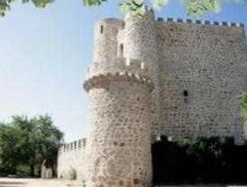 Casi listo el Castillo de la Coracera en San Martín de Valdeiglesias
